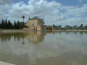 Mit dem Riad La Maison Nomade zum Menara Garten in Marrakesch