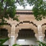 palast bahia marrakesch marokko