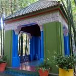 Mit dem Hotel La Maison Nomade zum Jardin Majorelle in Marrakesch