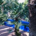 Mit dem Riad La Maison Nomade in den Jardin Majorelle in Marrakesch