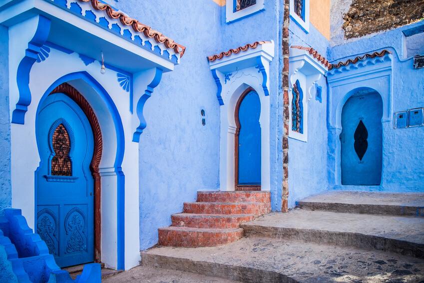 Marokko Rundreise mit dem Riad La Maison Nomade nach Chefchaouen