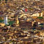 Königstadt Fes-Marokko Reisen