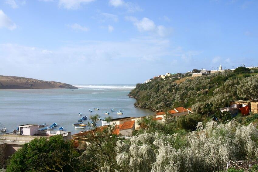 Urlaub & Rundreisen Marokko zur Lagune Moulay Boussalham mit dem Hotel La Maison Nomade Marrakesch