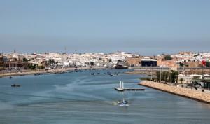 River Bou Regreg in Rabat Morocco
