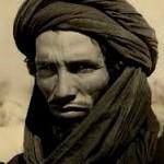 Berber aus der Region Marrakesch