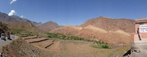 Landschaft Marrakesch