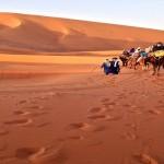 Mit dem Hotel La Maison Nomade Marrakesch in die Wüste