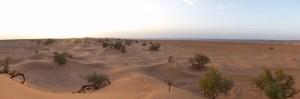 Wueste Marokko