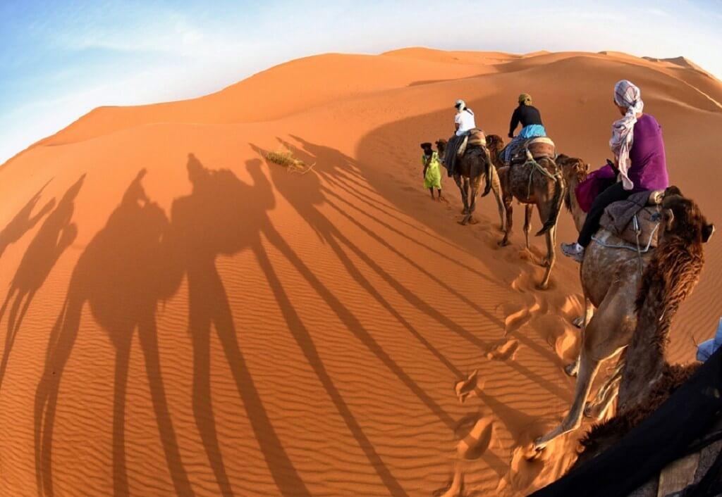 Wüstentouren mit dem Riad La Maison Nomade in Marrakesch