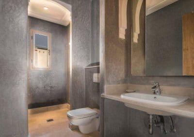 Badezimmer Villa Marrakesch
