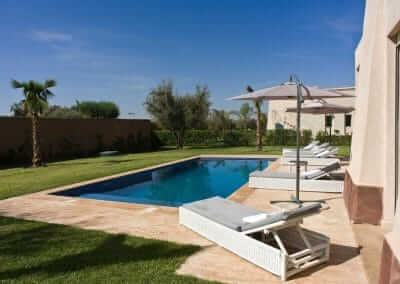 Villa in Marrakesch