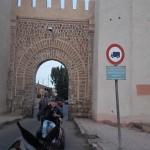 Einfahrt in die Medina zum Hotel La Maison Nomade