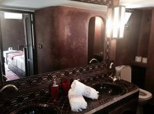 Badezimmer Marrakesch