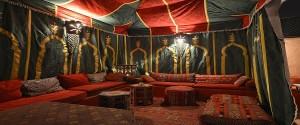 marokkanisches Zelt