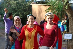 Frauen in Marrakesch