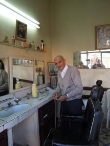 Der Nächste bitte ! Der Barbier von Marrakesch eine Empfehlung vom Riad La Maison Nomade