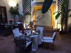 Essensraeume Hotel La Maison Nomade