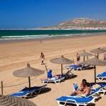 Agadir-Strand