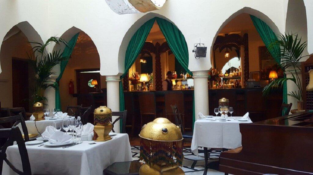 Rick´s Cafe in Casablanca, ein Ausflug mit dem Hotel La Maison Nomade Marrakesch
