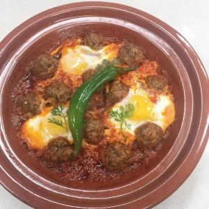 Marokkanische Kueche Kefta