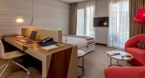 Radisson Blu Marrakesch Zimmer