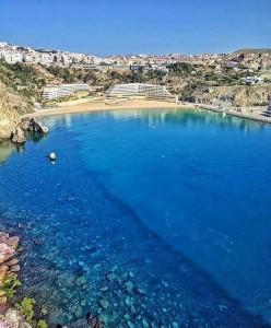 Al Hoceima am Mittelmeer