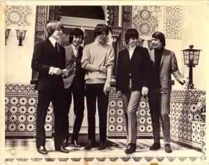 Die Beatles in Marrakesch 1964