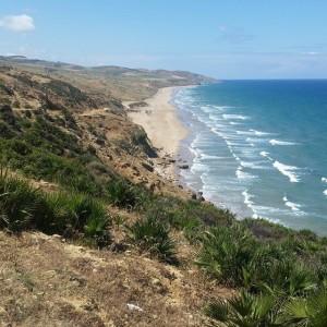 Paradise Beach bei Assilah Marokko