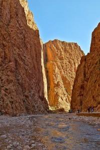 Mit dem Riad La Maison Nomade zur Todra-Schlucht