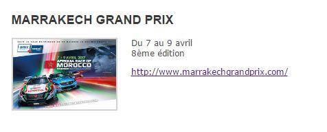 Marrakech Grand Prix 2017