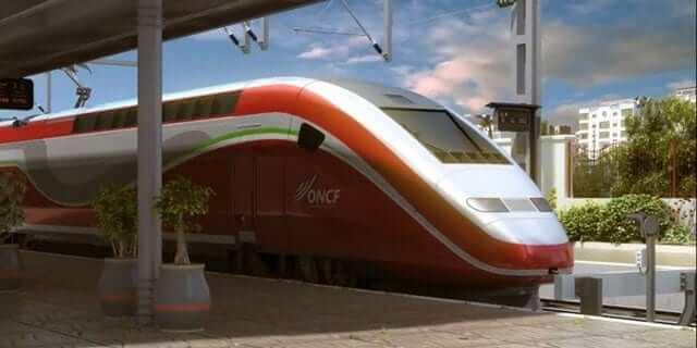 Marrakesch Aktuell, der TGV