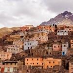 Marokko Reisen Berberdorf