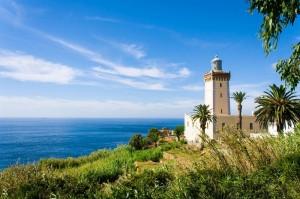 Mittelmeerküste bei Tanger, Cap Spartel