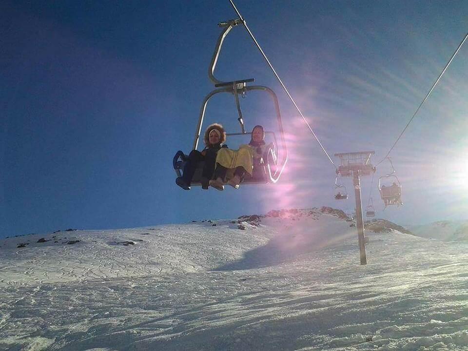 Das Skigebiet Oukaimeden bei Marrakesch-Skifahren in Marokko und viele weitere Aktivitäten