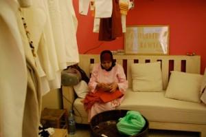 Mit dem Riad La Maison Nomade zu Boutique Al Kawtar in Marrakesch