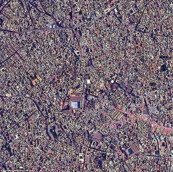 Die Altstadt von Marrakesch
