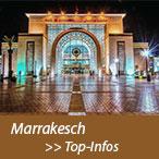 Informationen über Marrakesch - Topinfos   Ein Service Ihres Riad Hotel in Marrakesch: La Maison Nomade